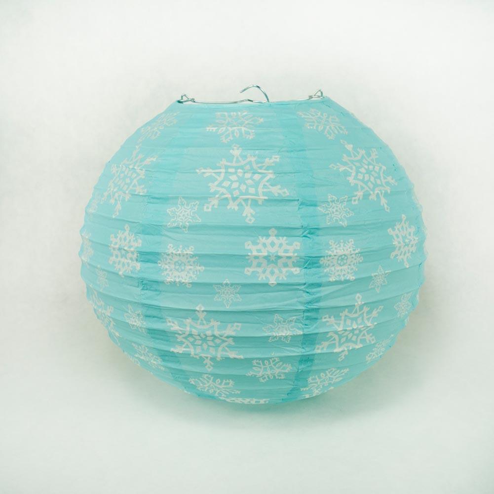 Snowflake Lanterns