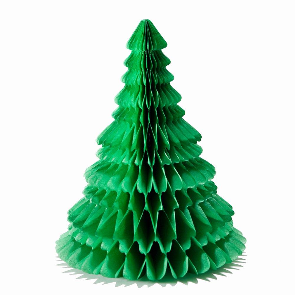 Tissue Christmas Tree