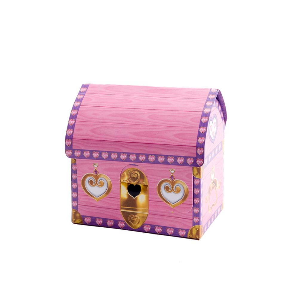 "4"""" Deluxe Princess Treasure Chests"" 014-50369"