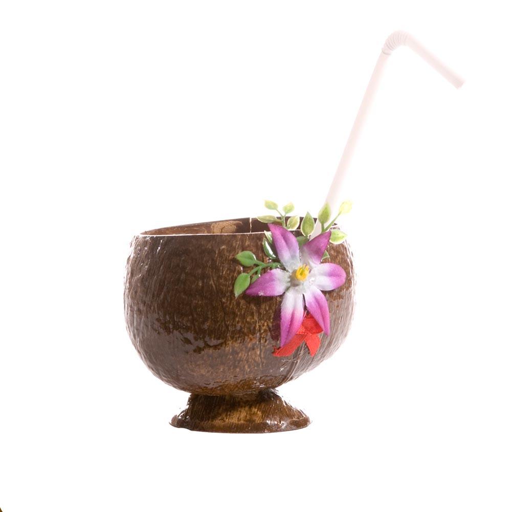 Floral Coconut 10 oz. Cup 014-50835