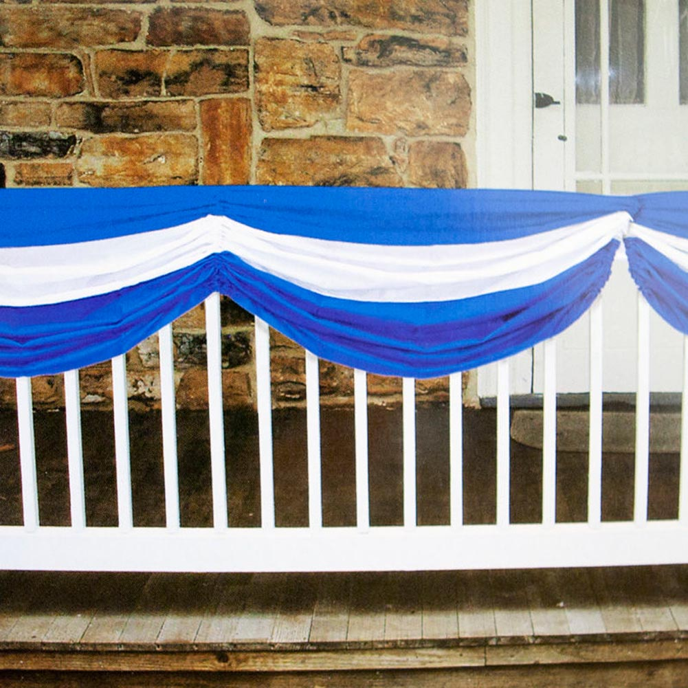 Blue & White Bunting 014-50948BW