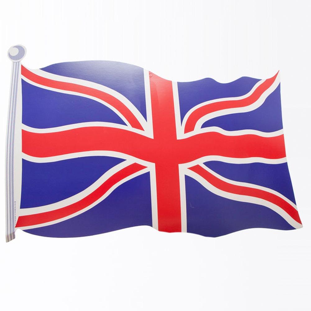 British Flag Cutout 014-5589718