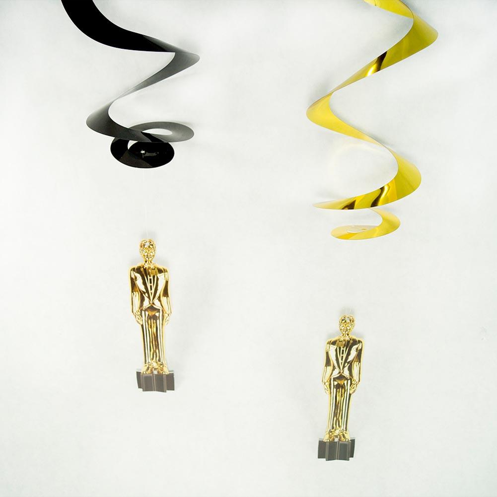 Awards Night Whirls