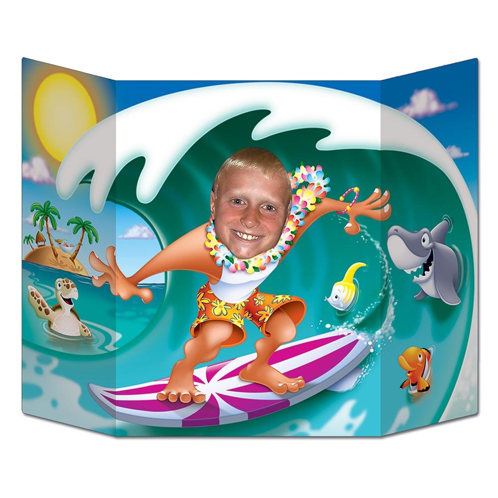 Surfer Dude Photo Prop 014-57998I