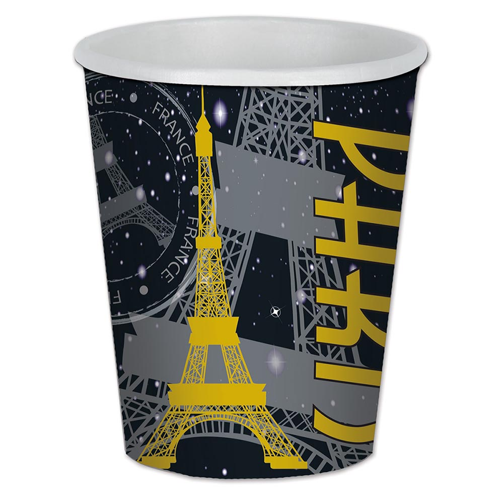 Paris 9 oz. Cups 014-58220