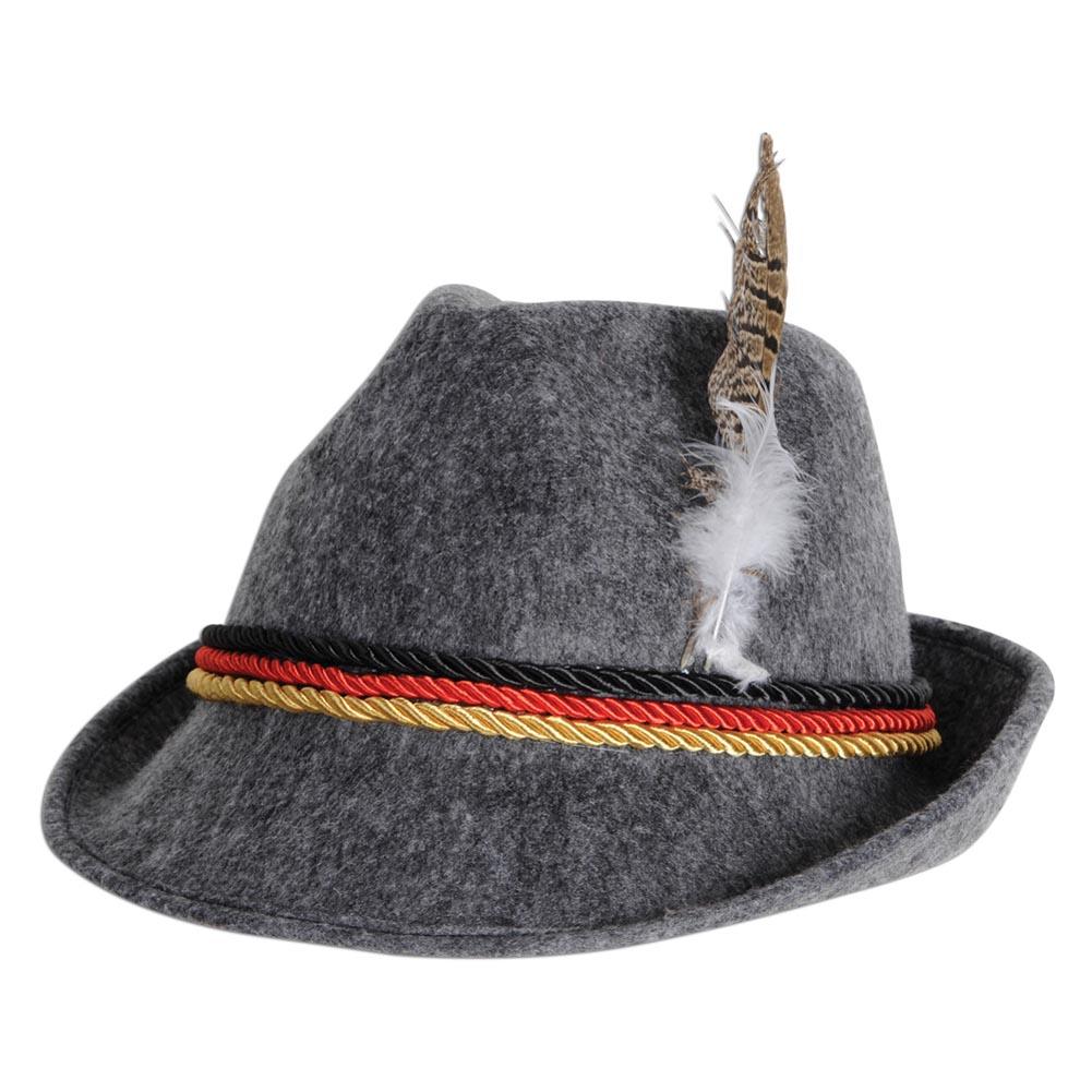 Deluxe Oktoberfest Alpine Hat 014-60243