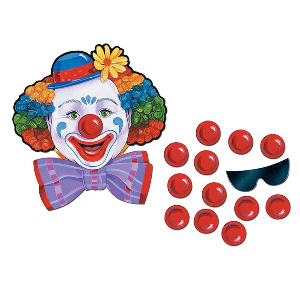 Circus Clown Game 014-66669