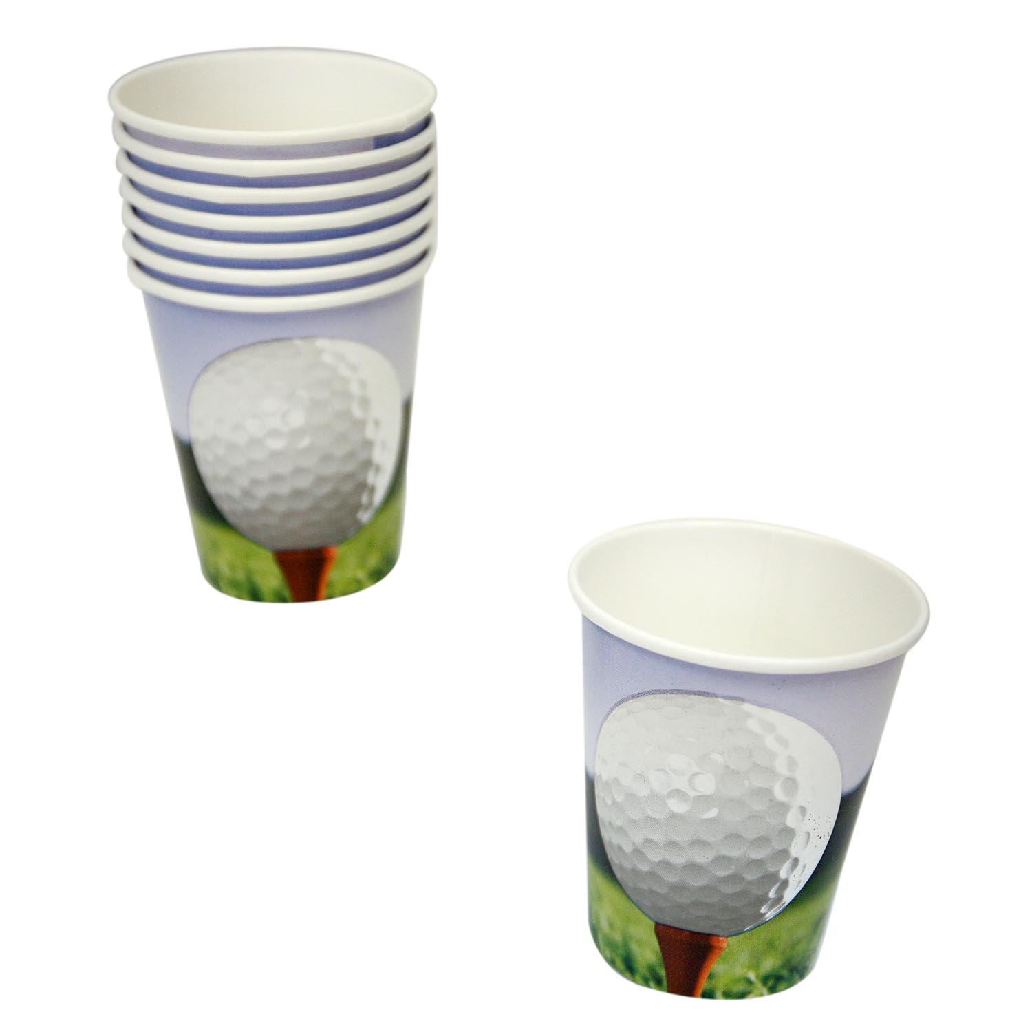 Golf 9 oz. Cups 039-229