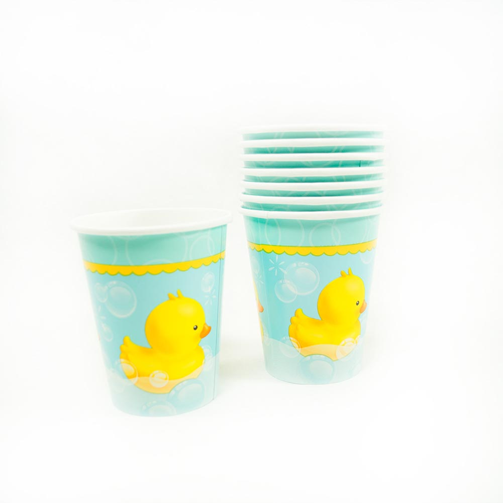 Rubber Ducky 9 oz. Cups 039-264