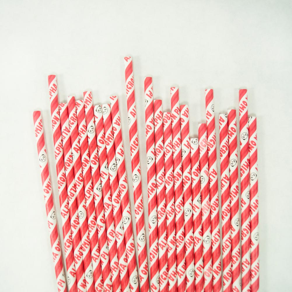 Paper Straws | Ideas for Your Wedding