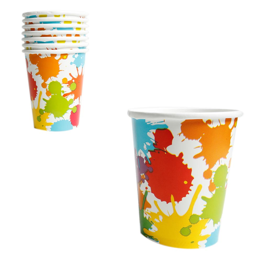 Art Party Cups 039-324