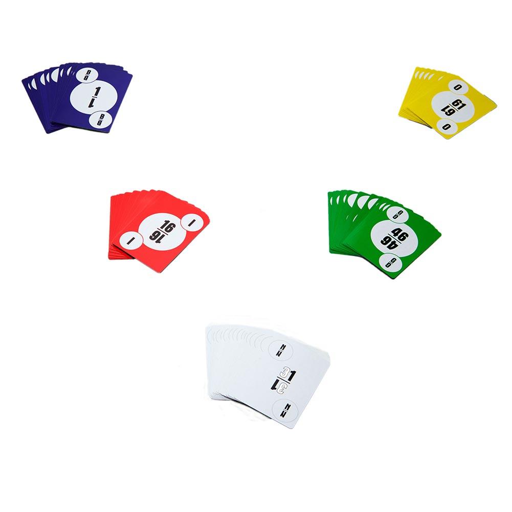 Bingo Calling Cards 072-001