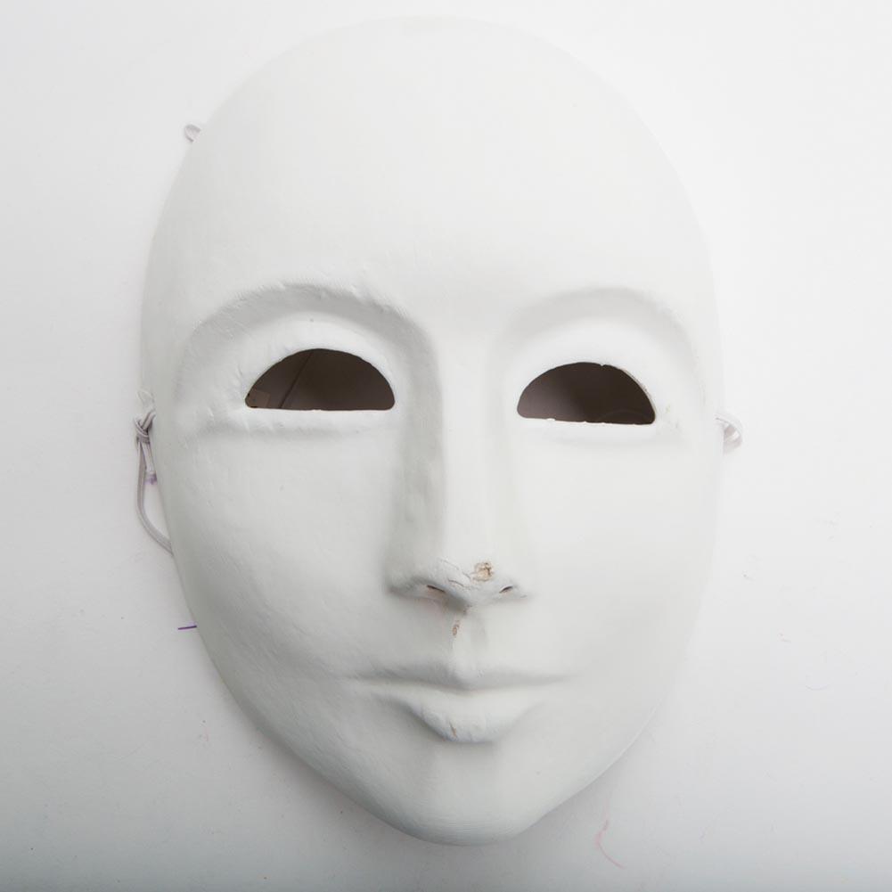 Man Paper Mache Mask 085-014