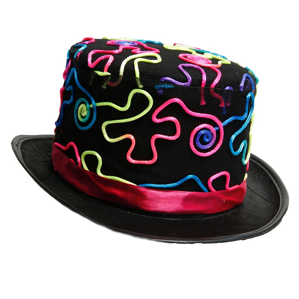 Graffiti Top Hat 086-306