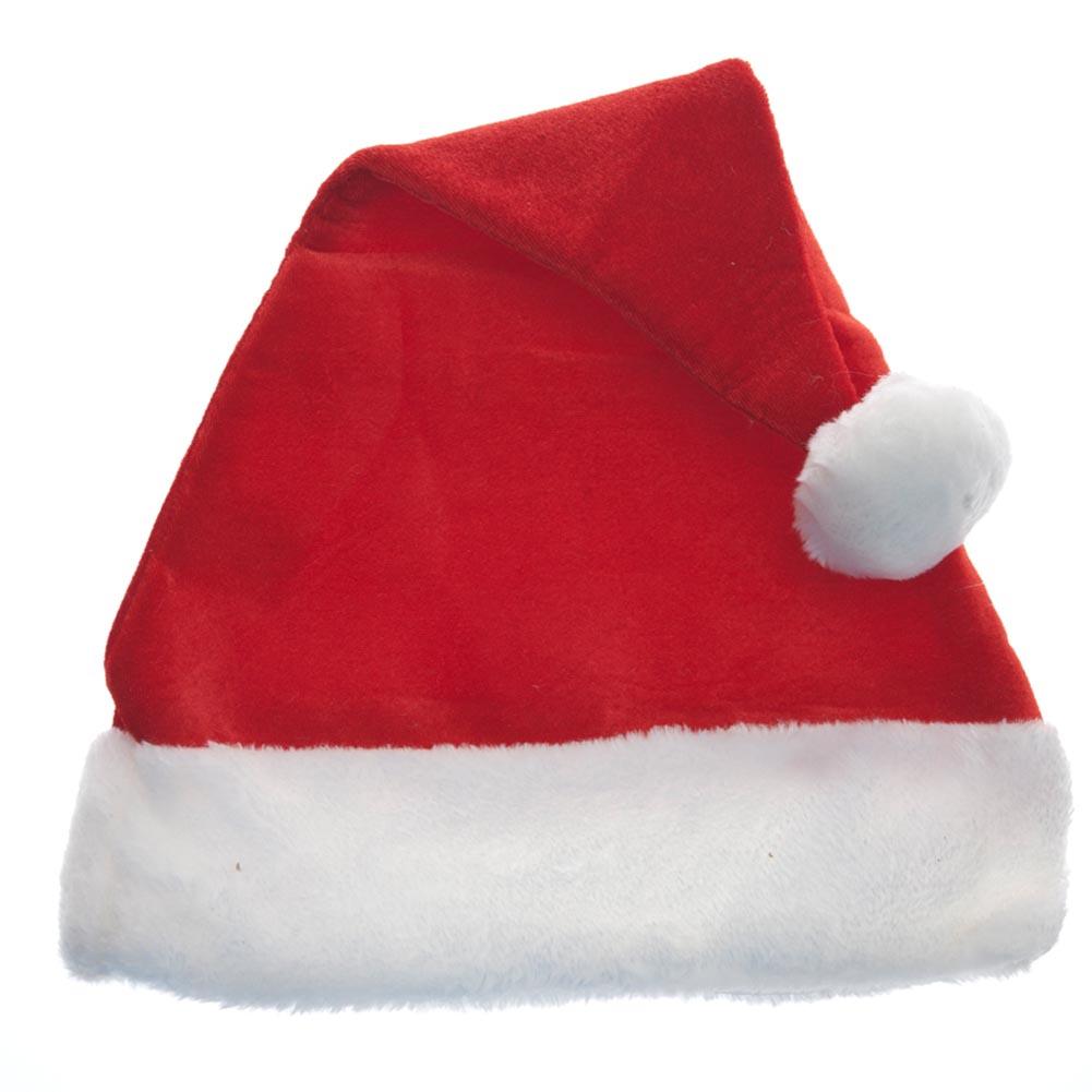 Classic Red Santa Hat 086-684