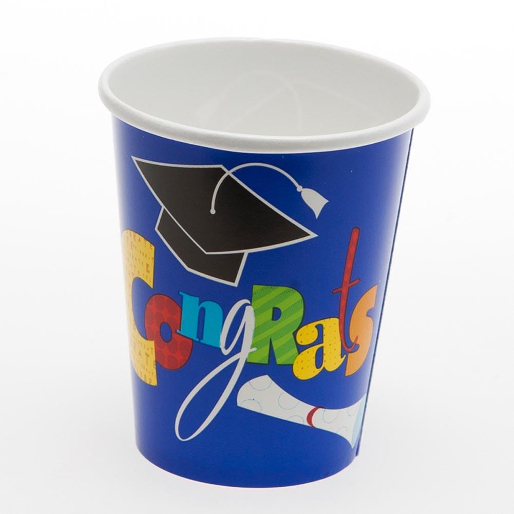 Congrats 9 oz. Cups 093-395