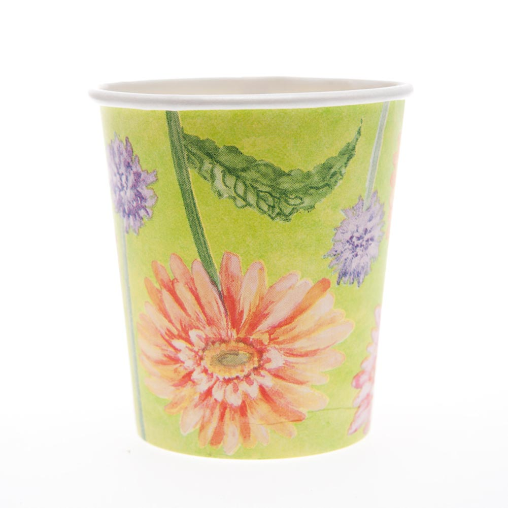 Summer Daisies 7 oz. Cups 093-452