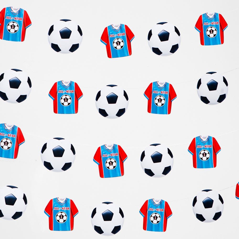 Soccer Garland