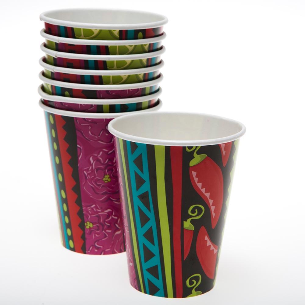 Caliente Fiesta 12 oz. Cups 093-590