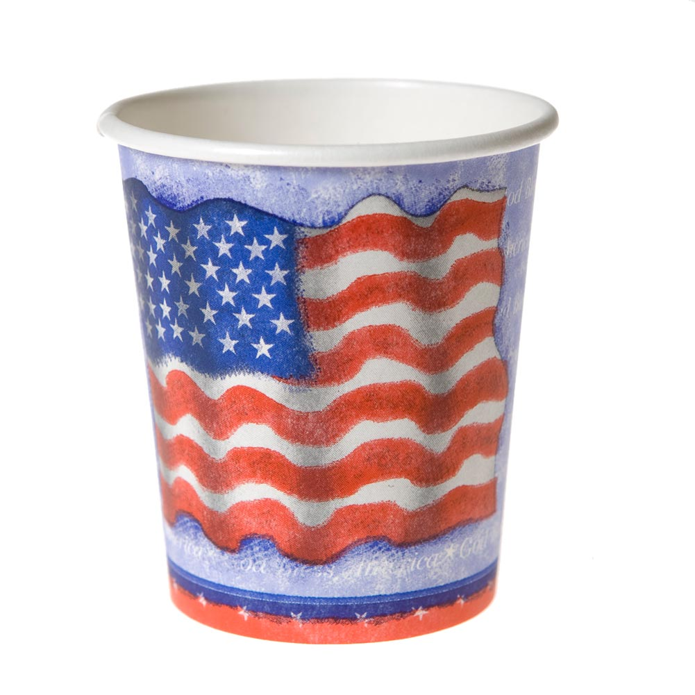 Faded Glory 7 oz. Cups 094-043