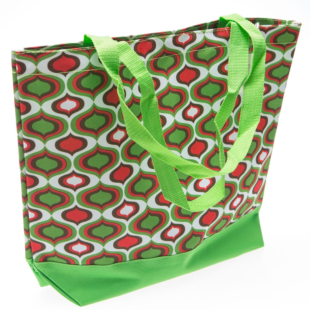 Large Vibrant Design Tote 101-036