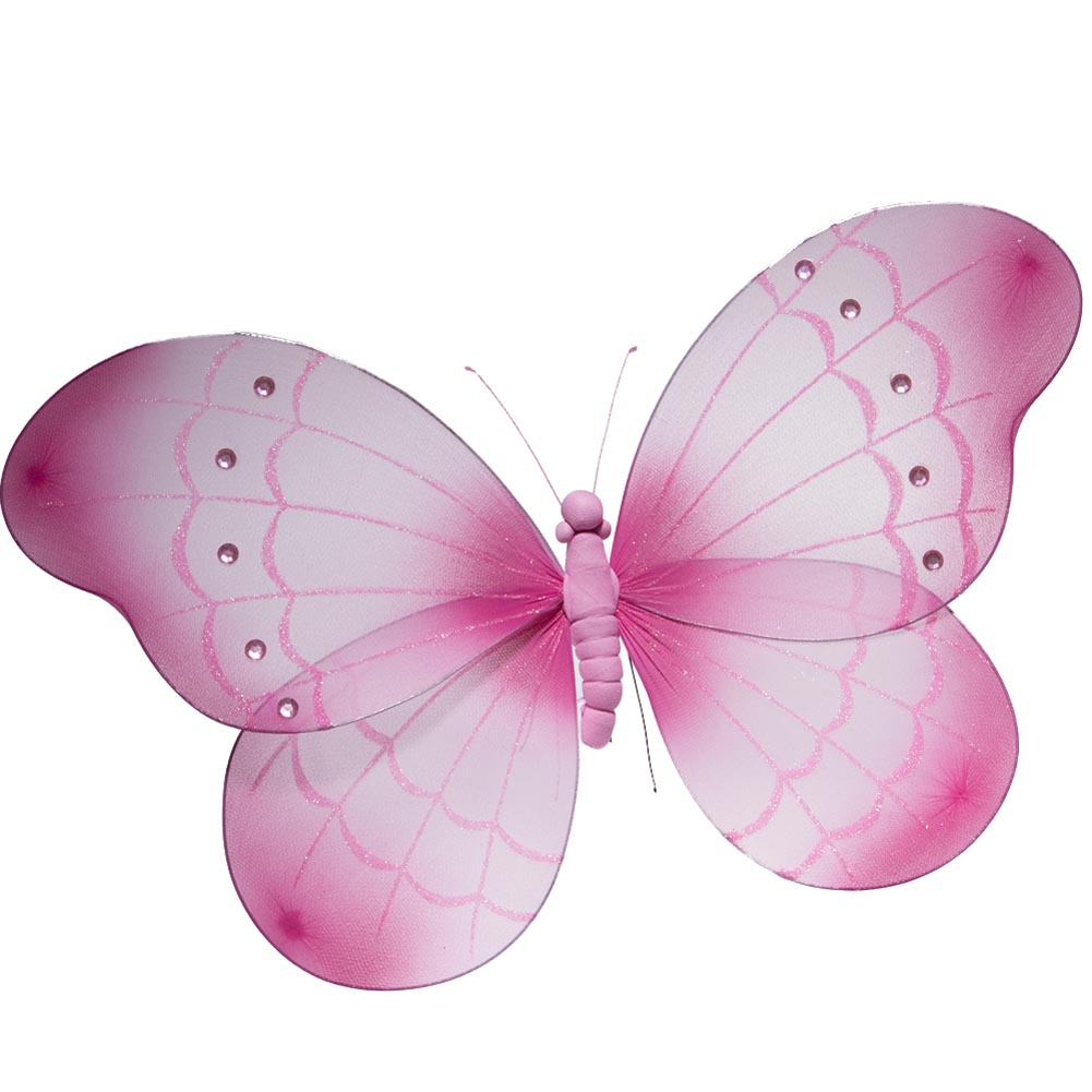 """21"""""""" Pink Butterfly"""" 102-020"""