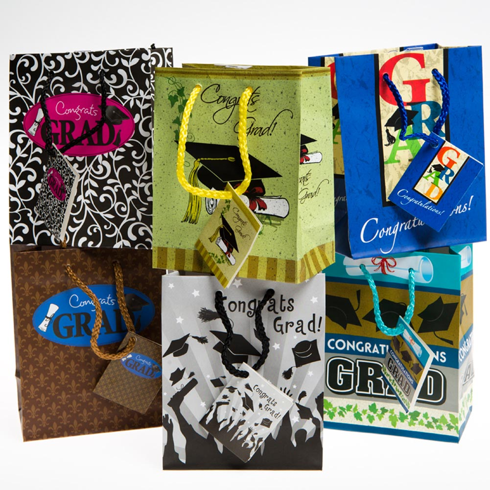 Small Graduation Gift Bags