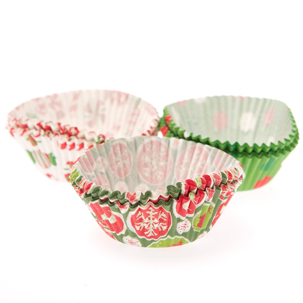 Standard Holiday Cupcake Liners 103-095