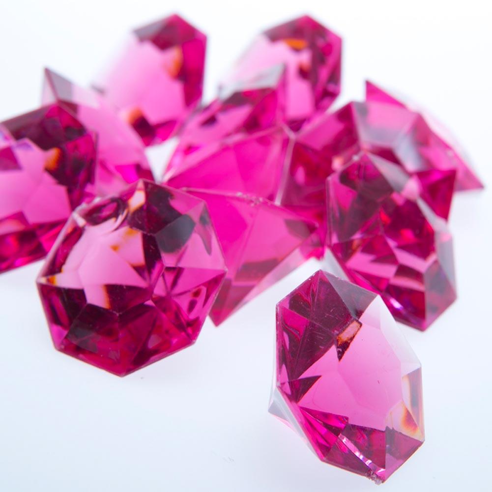 Hot Pink Pirate Gems 104-049