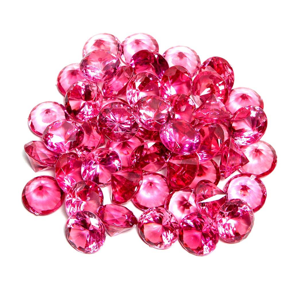 Hot Pink Pirate Mini Gems 104-119