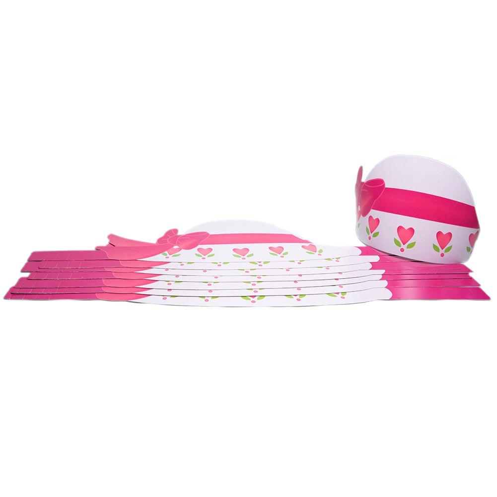 Tea Party Paper Hats