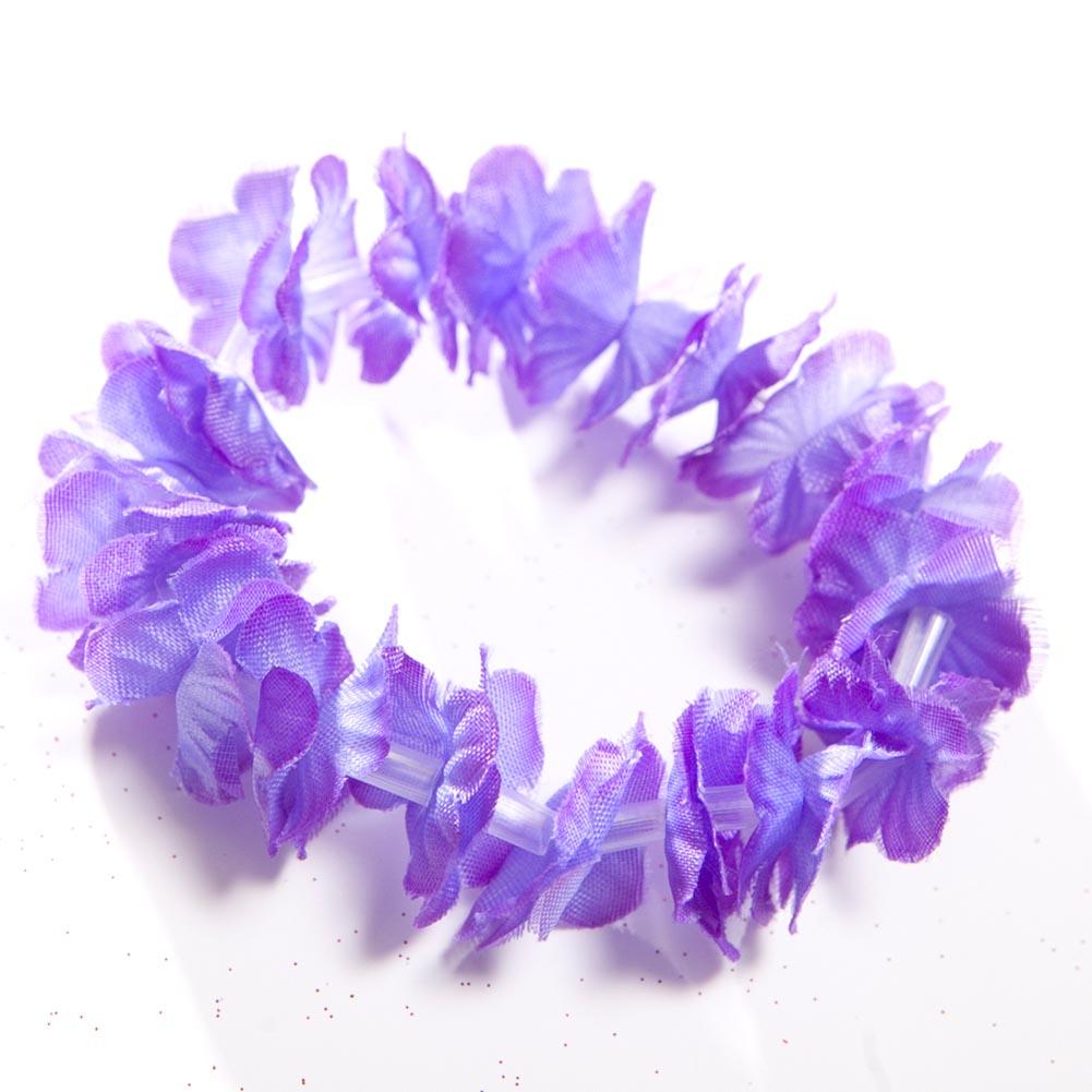 Purple Lei Bracelet (dozen) 113-001