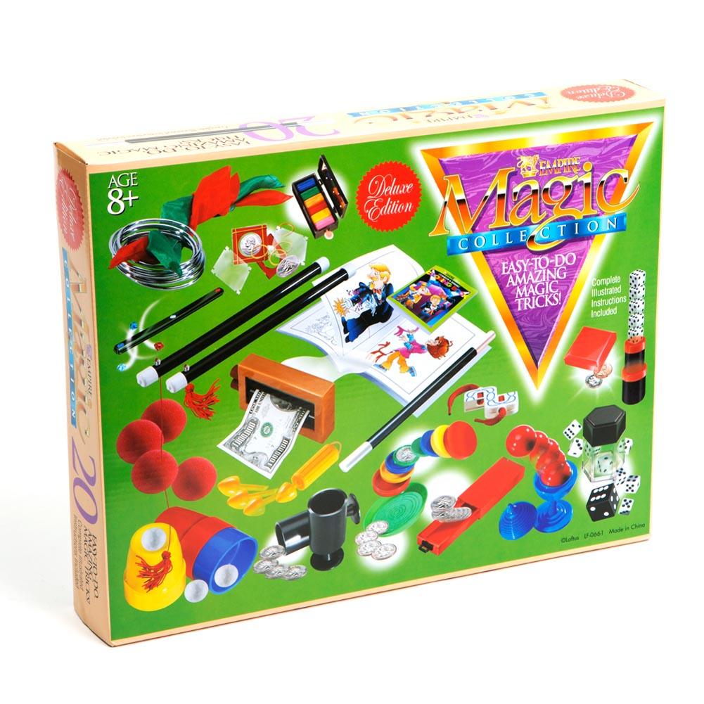 Deluxe Magic Trick Kit 116-175