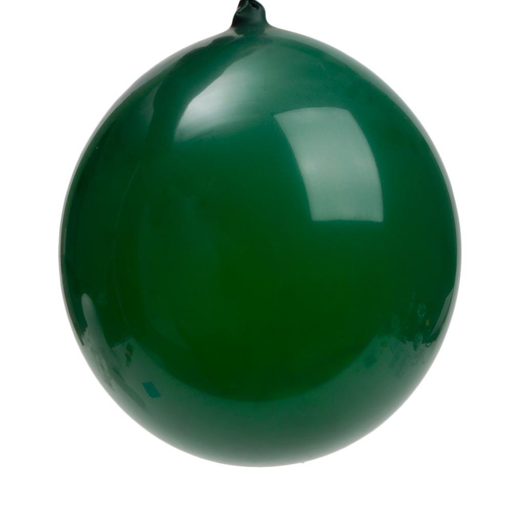 "Emerald Green Balloons - 11"""