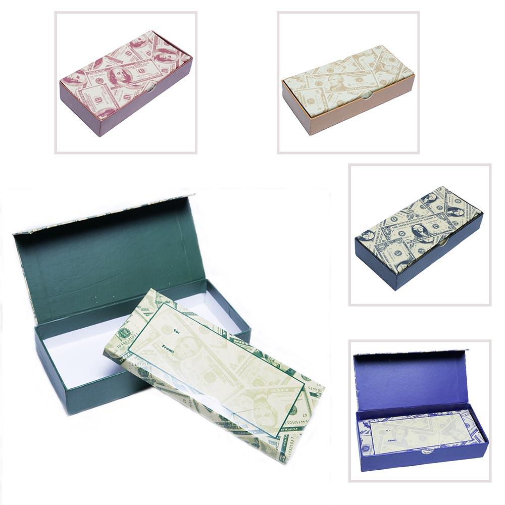 Money Gift Card Box