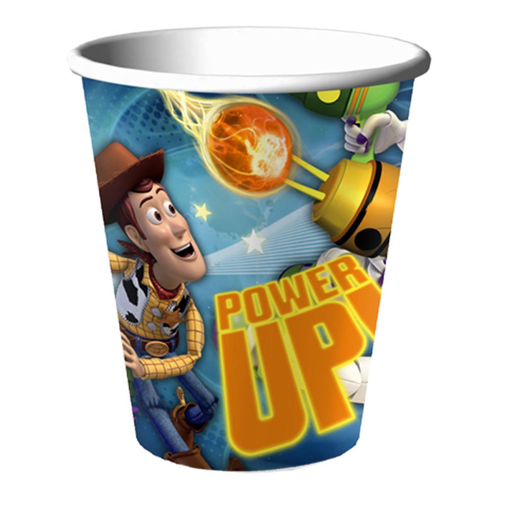 Disney's Toy Story 9 oz. Cups 126-023