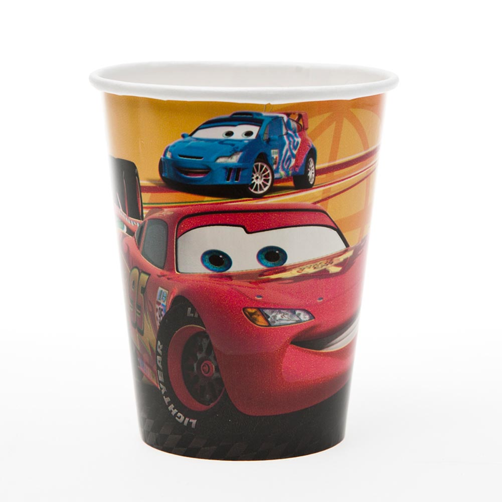 Disney's Cars 2 9 oz. Cups 126-024
