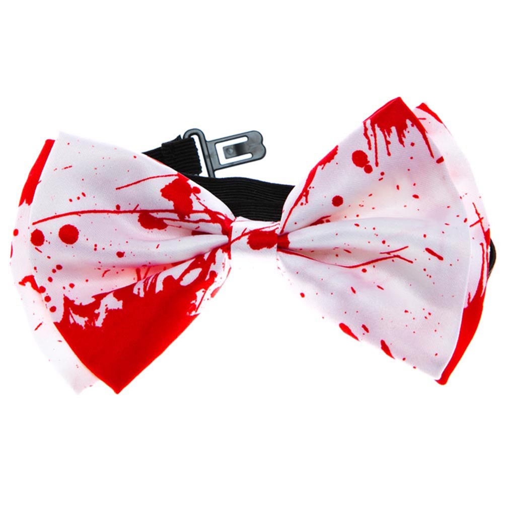 Blood Splatter Bow Tie 134-027
