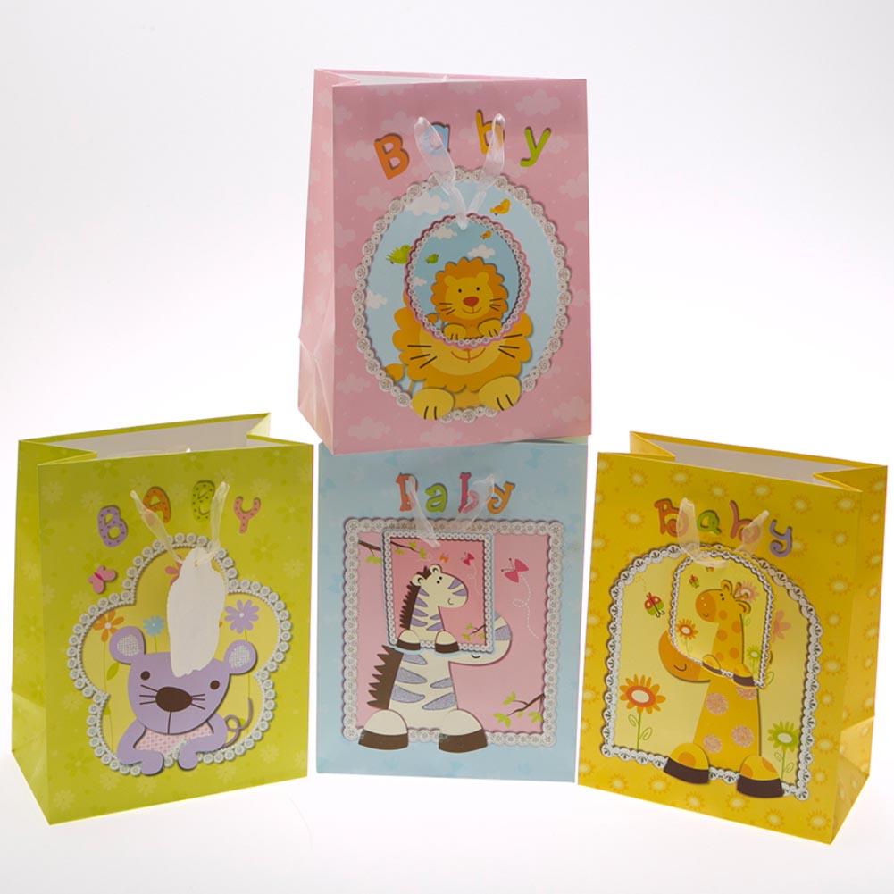 Medium Baby Zoo Gift Bags