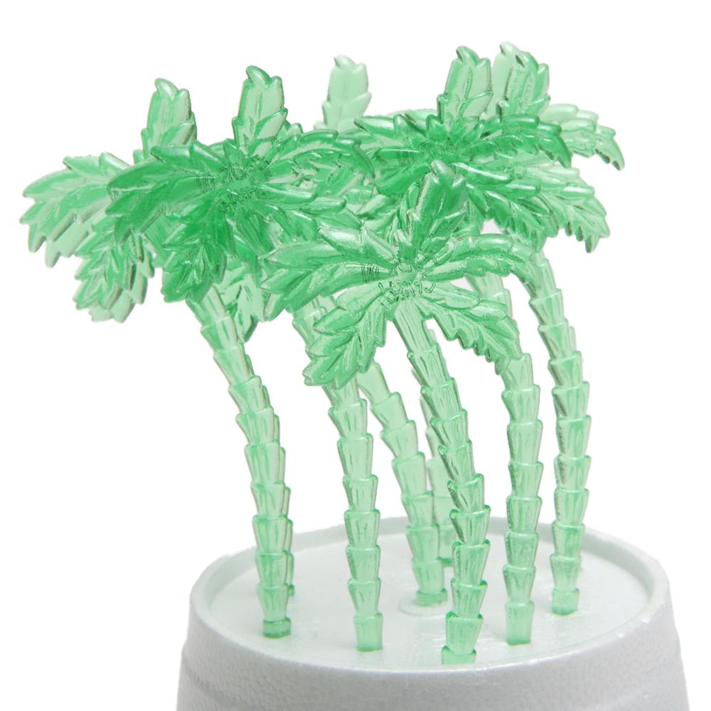 Plastic Palm Tree Picks