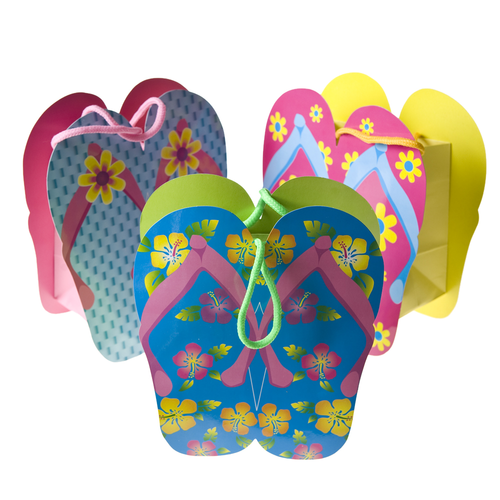 Flip Flop Gift Bags 146-1515