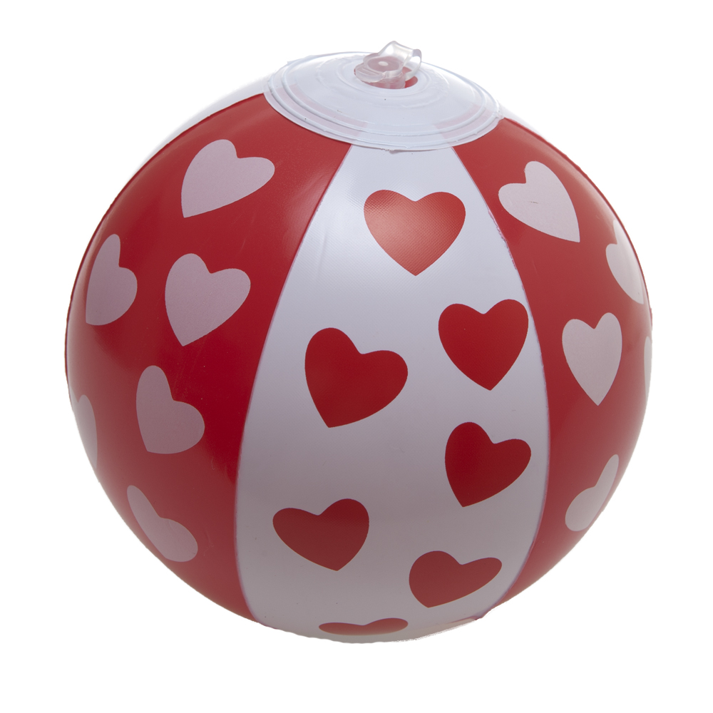 Mini Heart Beachballs