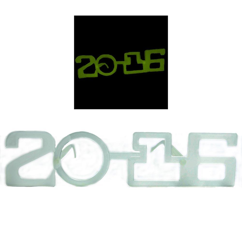 2017 Glow In The Dark Glasses 146-1900