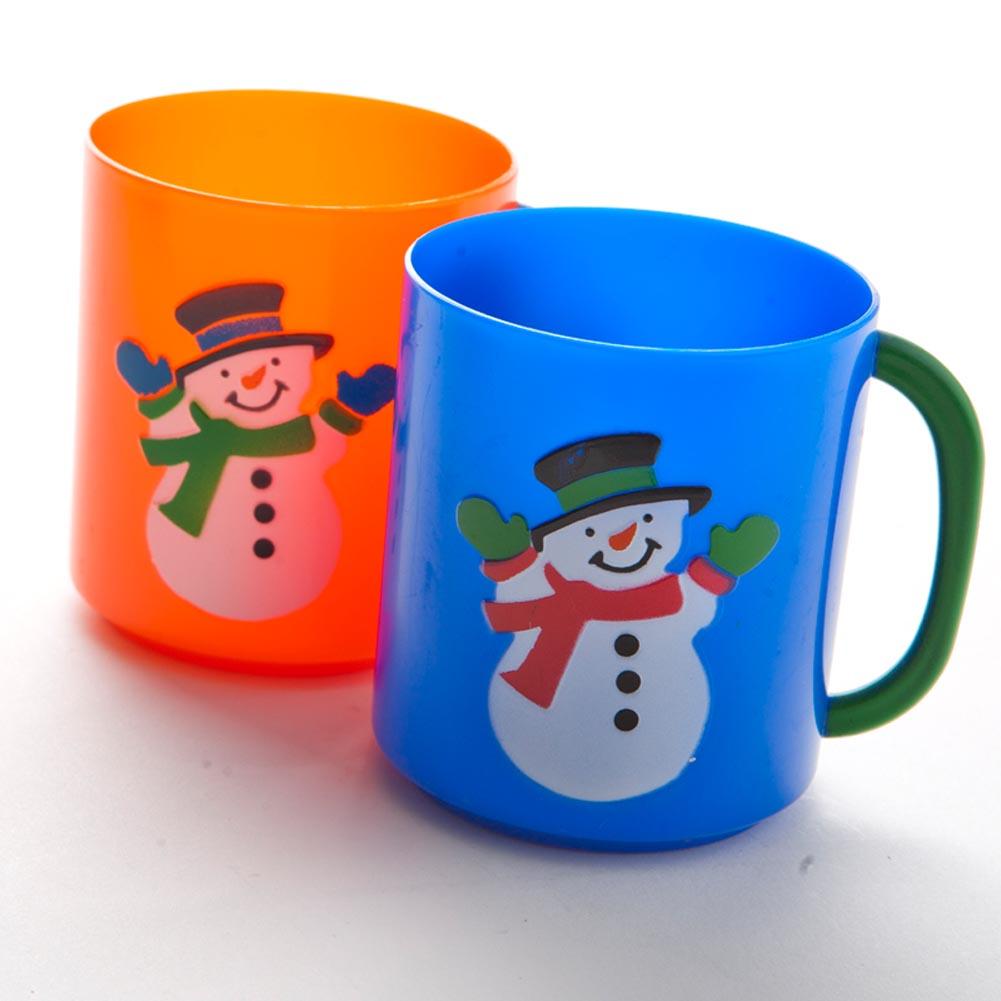 Snowman 8 oz. Mug 146-2093