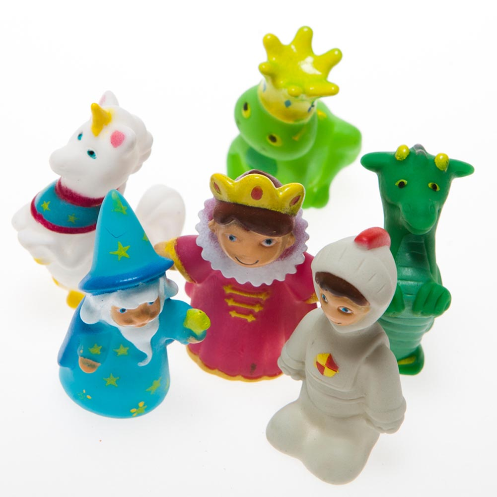 Fairy Tale Finger Puppets 146-2095