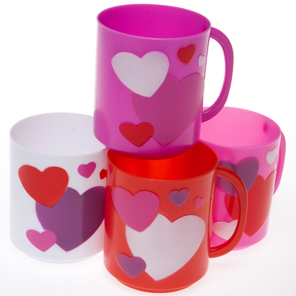 Heart 8 oz. Mug 146-2116
