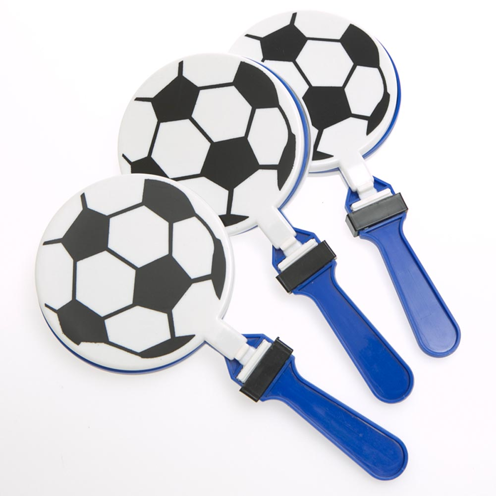 Soccer Ball Clappers
