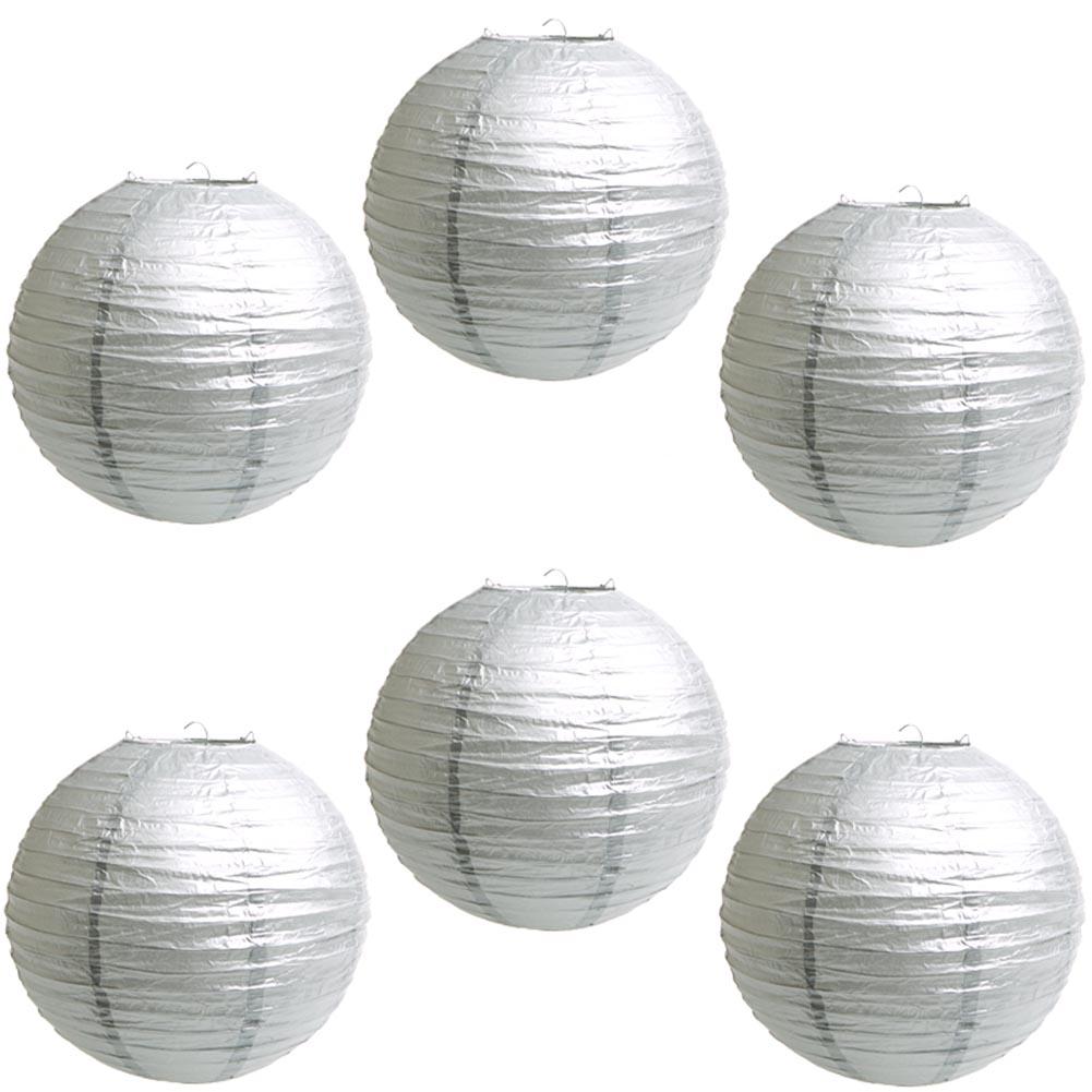 Silver Lanterns