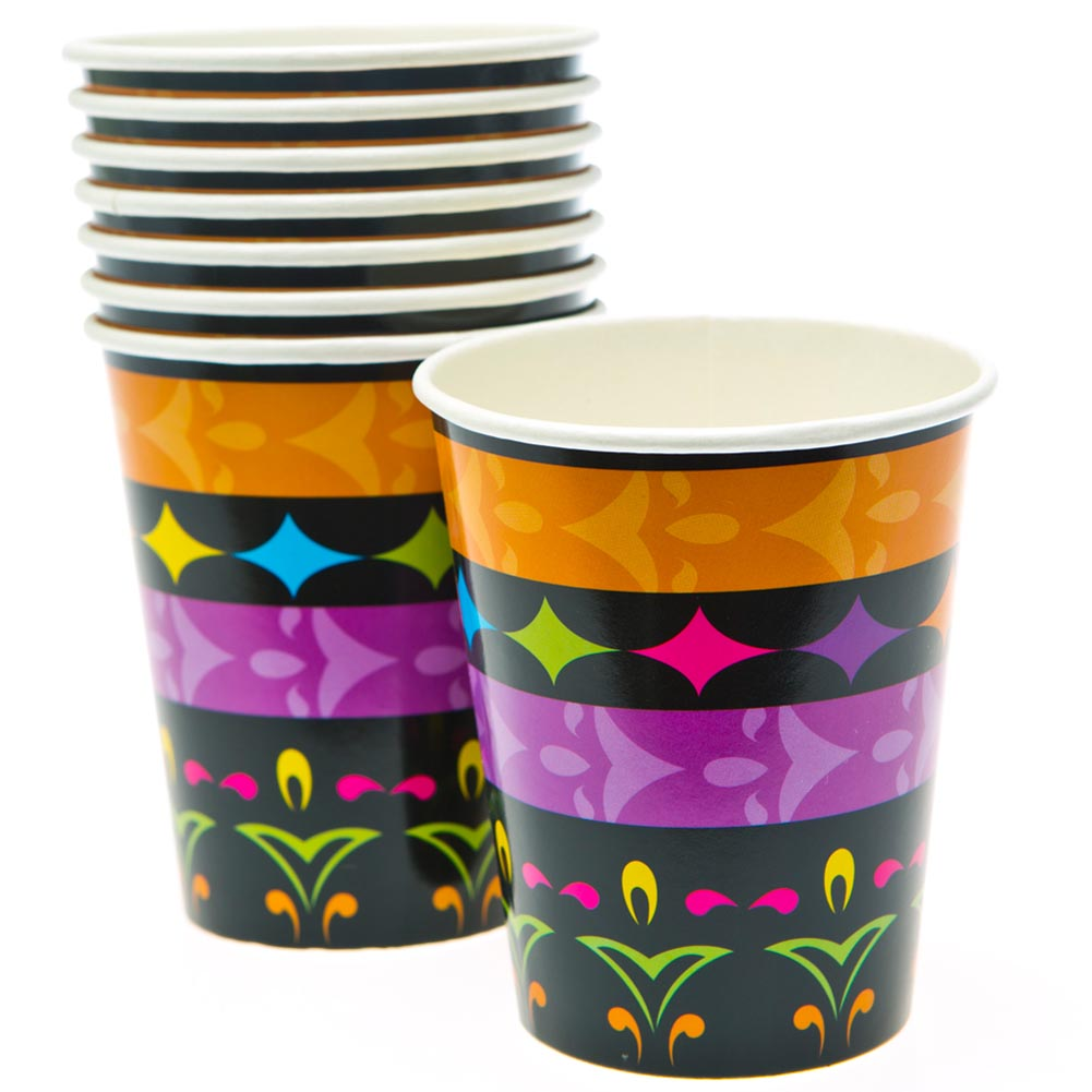 Day of the Dead 9 oz. Cups 146-2462