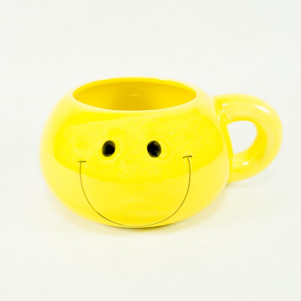 Ceramic Smiley Face 16 oz. Mug 146-2577